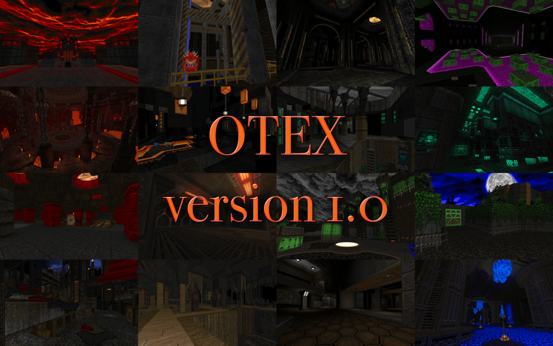 ukiro's Doom works – Levels, textures, and opinions for the